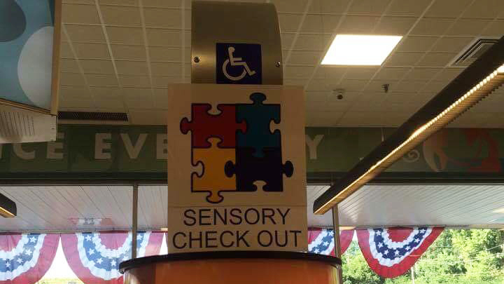 Meet the Mom Behind the New Sensory-Friendly Checkout Line