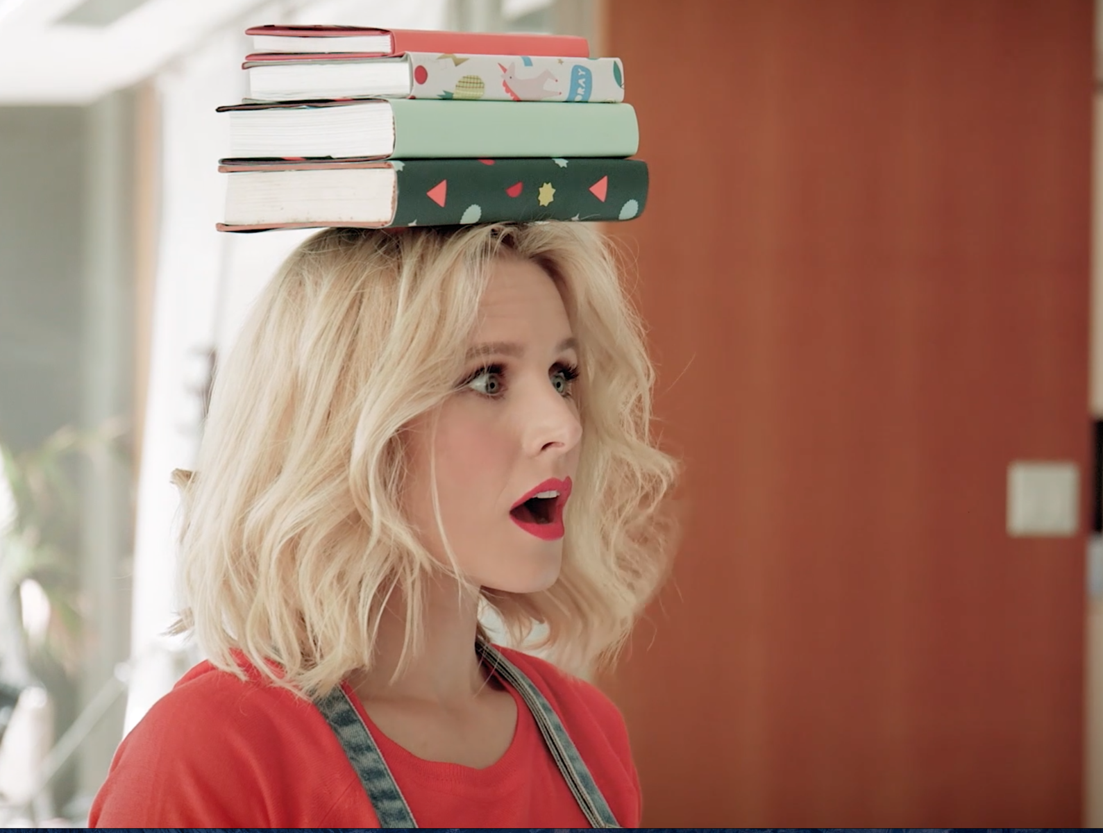 Kristen Bell Exclusive: Why I Teach My Kids About Charity