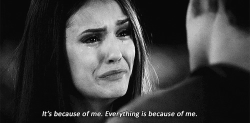 everything is because of me