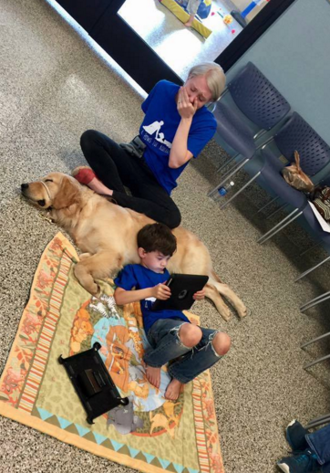 All the Feels: See This Mom's Heartwarming Post about Her Son's New Autism Service Dog