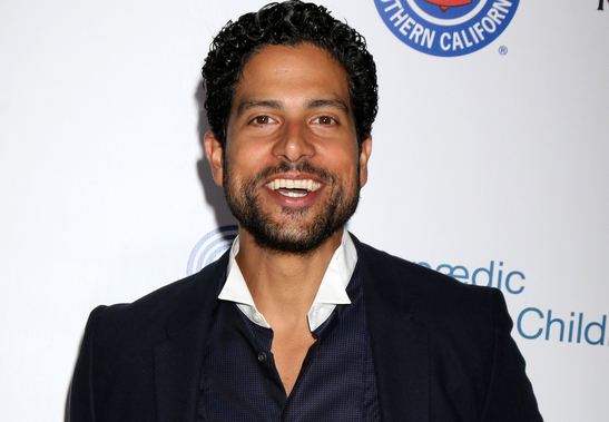 Adam Rodriguez on the Role of a Lifetime