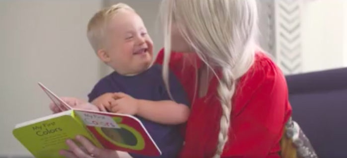 living with a child with down syndrome