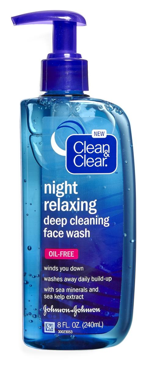 Bedtime Beauty Clean And Clear Face Wash