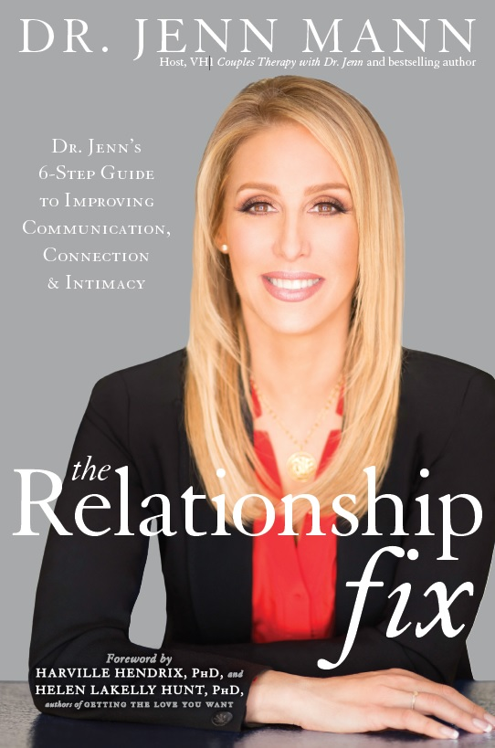 Happy Couple Tips Dr Jenn Mann Relationship Fix Cover