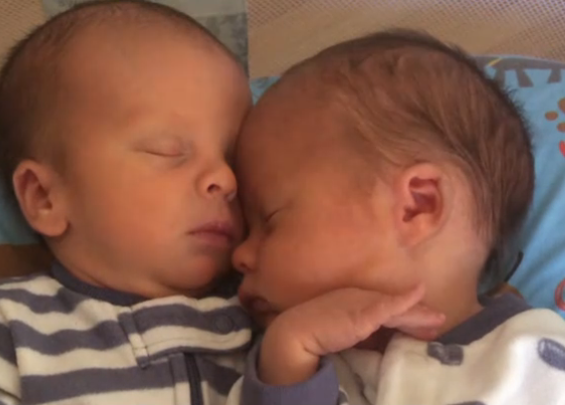 Daylight Saving Time Gives Twins a Unique Quandary About Who's Older