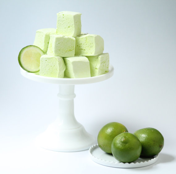 Grownup Treats Margarita Marshmallows