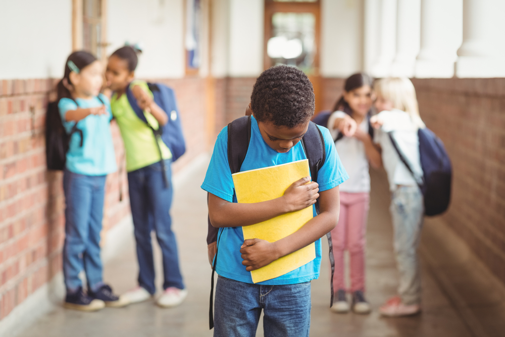 Study: Bullying Affects Kids with Disabilities More Over Time