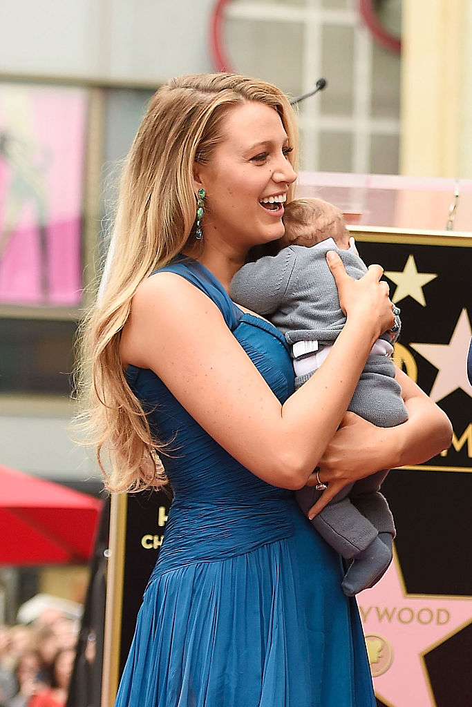 Blake Lively and Ines