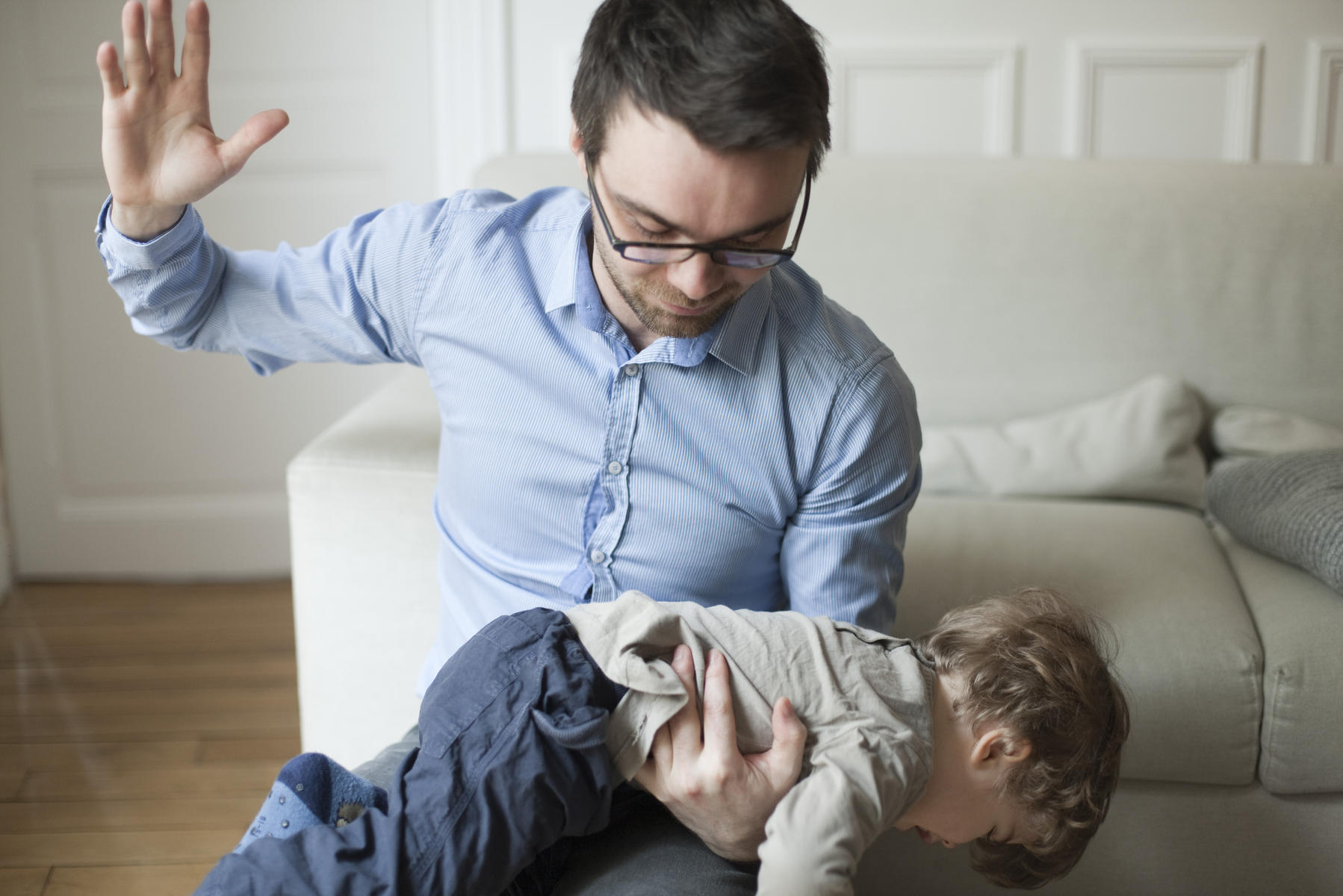 Whoa: France Just Made Spanking Illegal