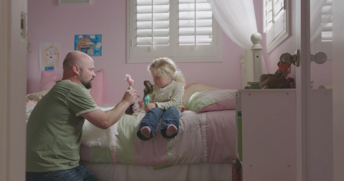 Dads Who Play Barbie