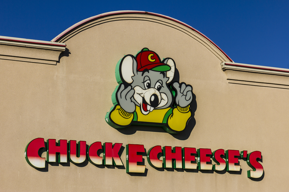 Chuck E. Cheese Offers Sensory Sensitive Sundays for Kids with Autism and Other Special Needs
