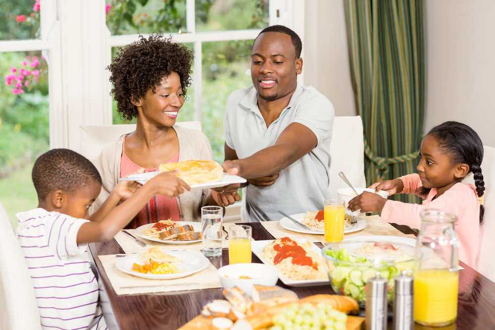 5 Tips for Better Family Dinners