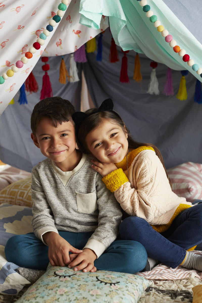 4 Tips for Creating a Cool Blanket Fort for Kids