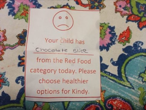 This Mom Was Scolded by Her Daughter's Teacher Over What She Packed for Lunch