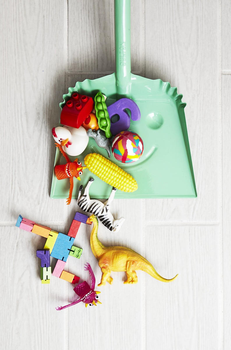 5 Ways to Make Spring Cleaning Easier With Kids