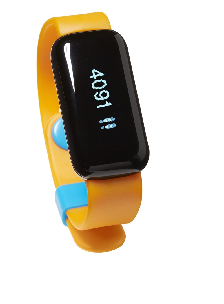 UNICEF's Kid Power Band Orange