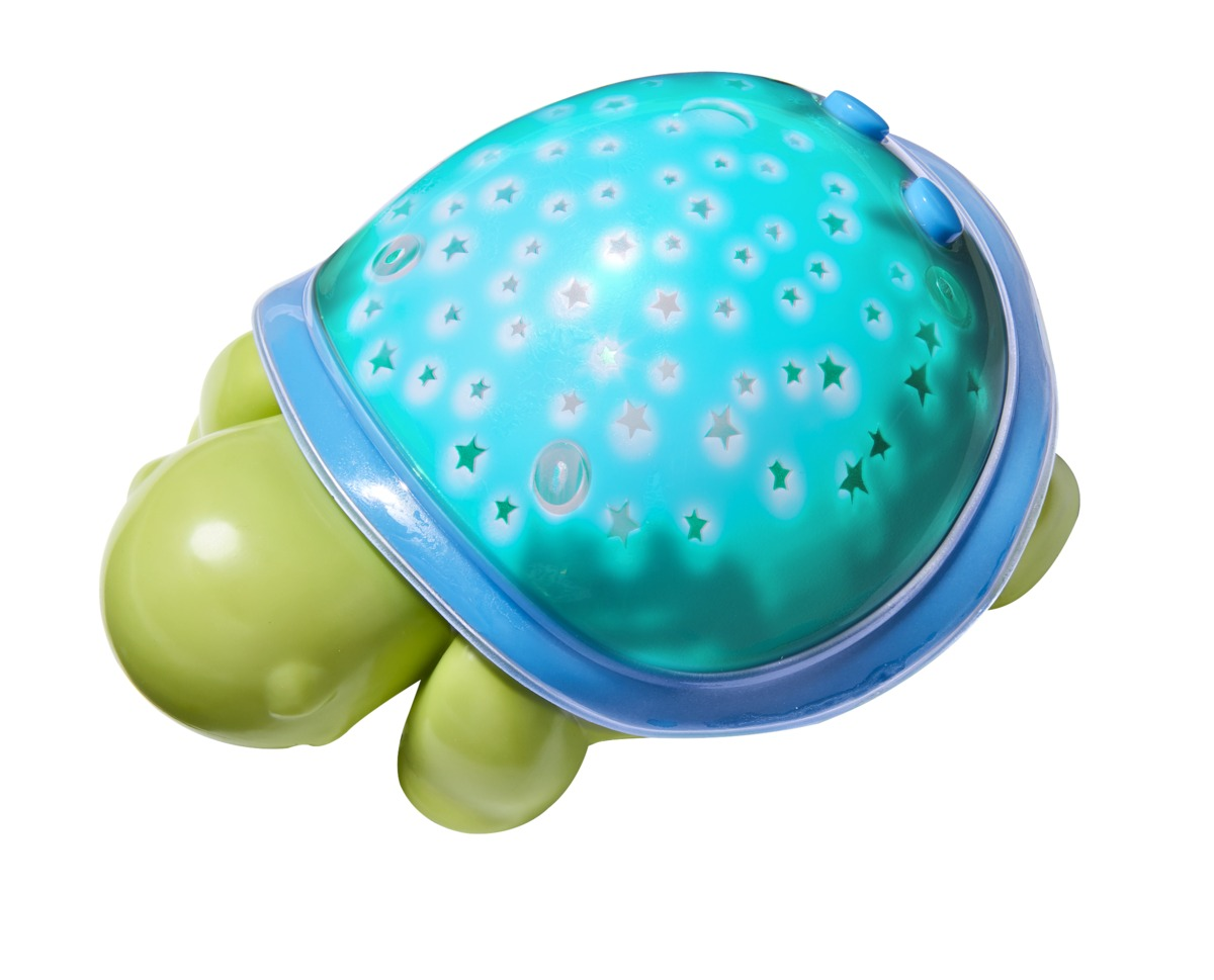 SuperMax the Turtle Night Light in Blue