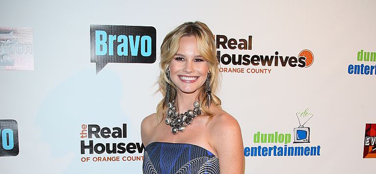 Meghan King Edmonds Real Housewives of OC premiere