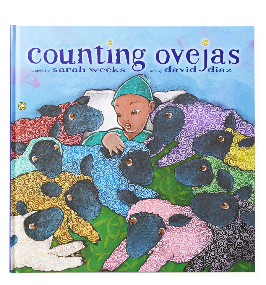 Counting Ovejas Bilingual Book