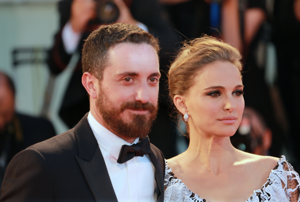Natalie Portman and Benjamin Millepied Announcement