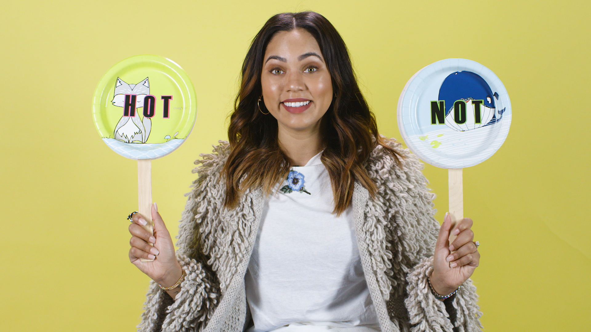 Hot or Not With Ayesha Curry