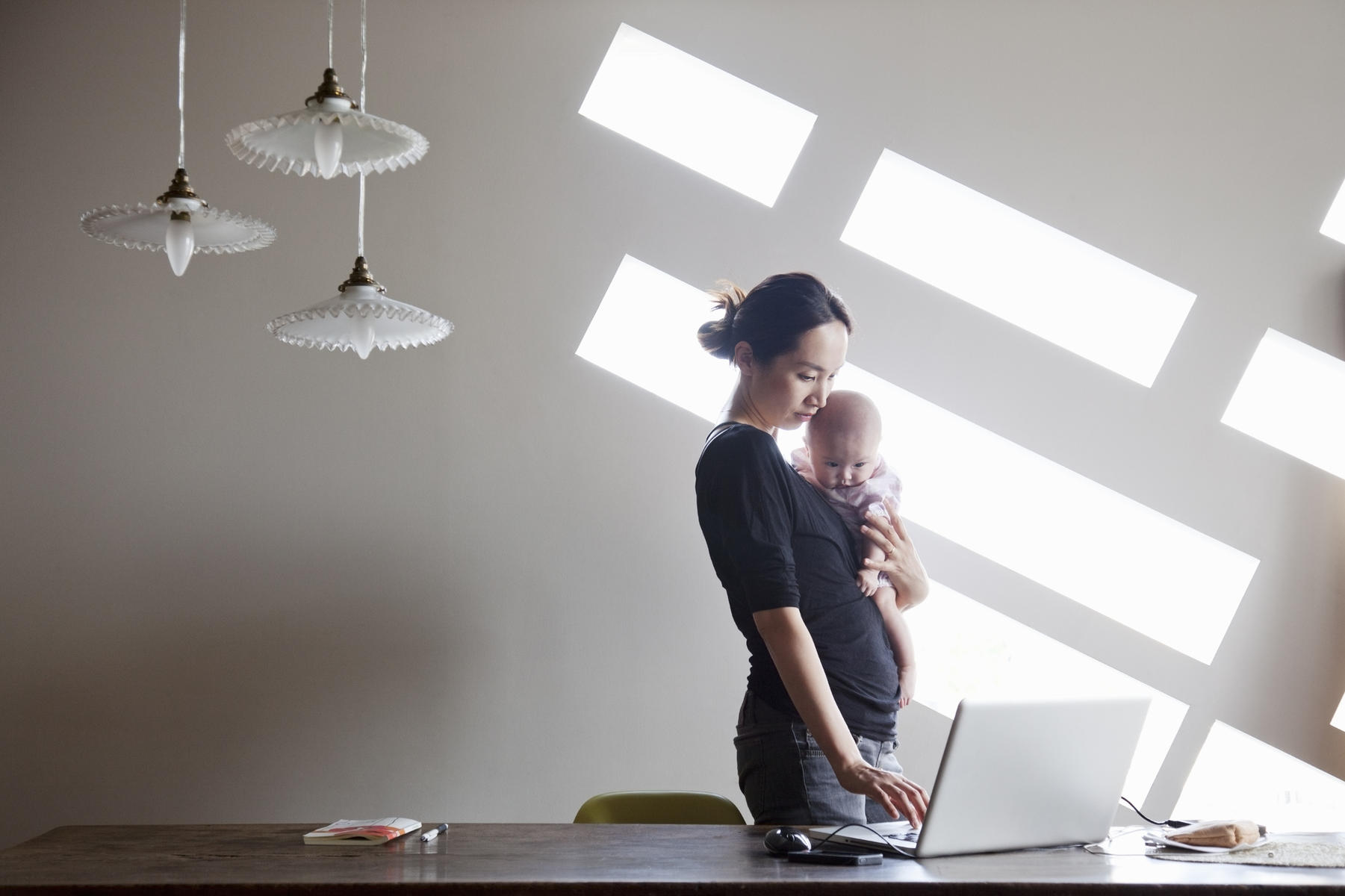 Your 'Other' Baby: 9 Tips for Starting a Business as a New Mom