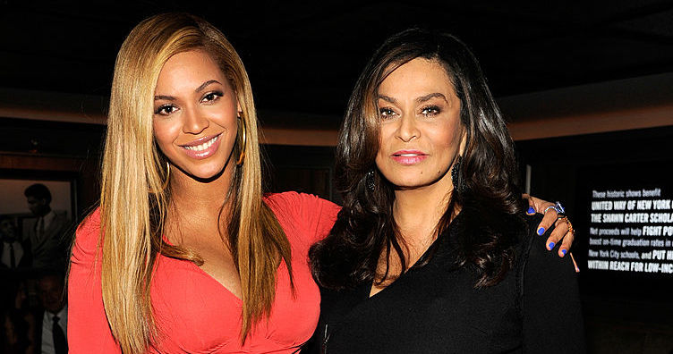Beyonce and Tina Knowles Jay-Z Carnegie Hall