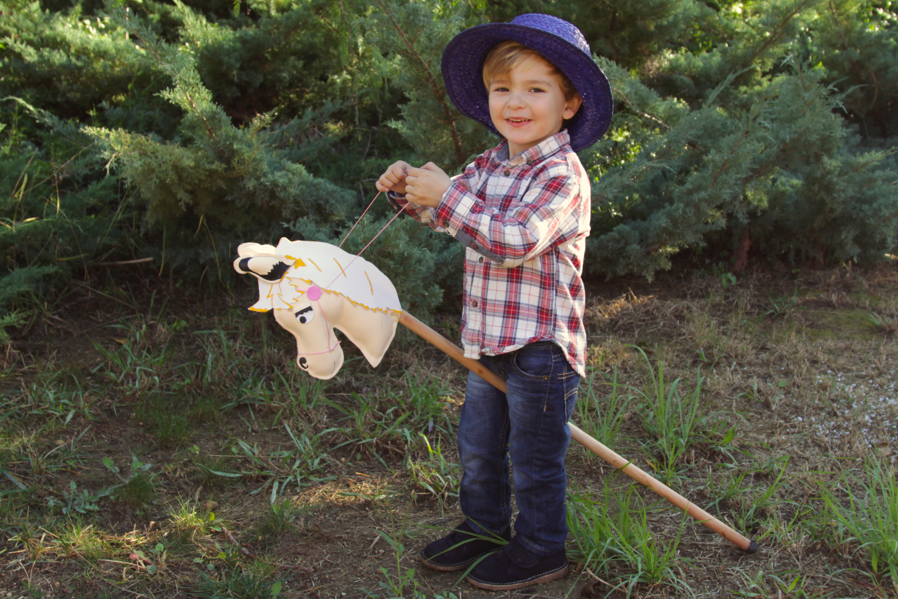 Kentucky Derby Hobby Horse