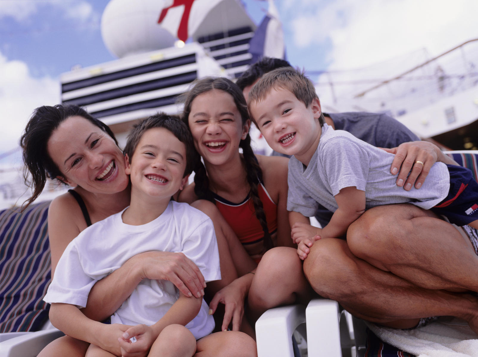 3 Secrets for a Fun Family Cruise with Kids of Different Ages