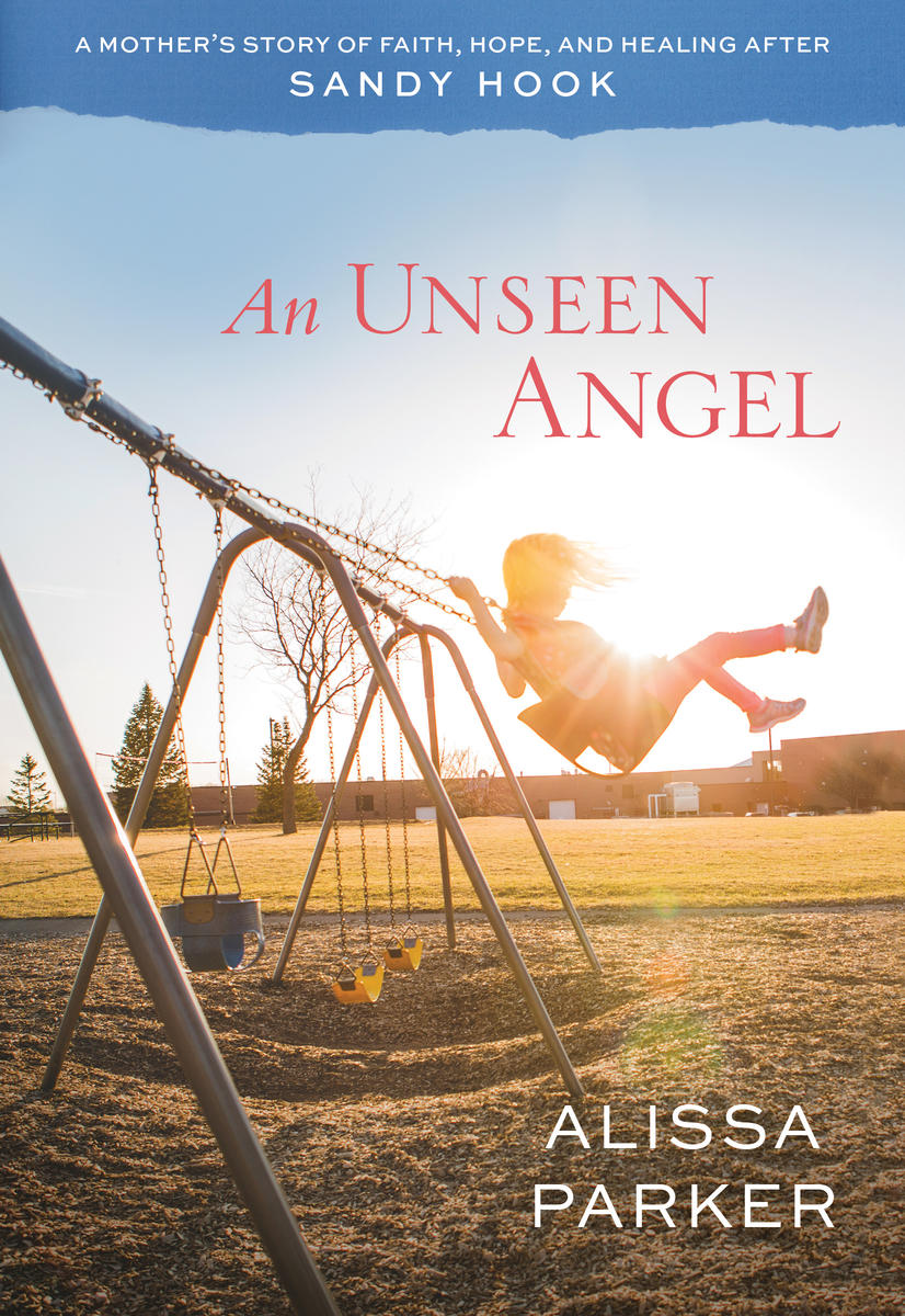 An Unseen Angel Book Cover By Alissa Parker