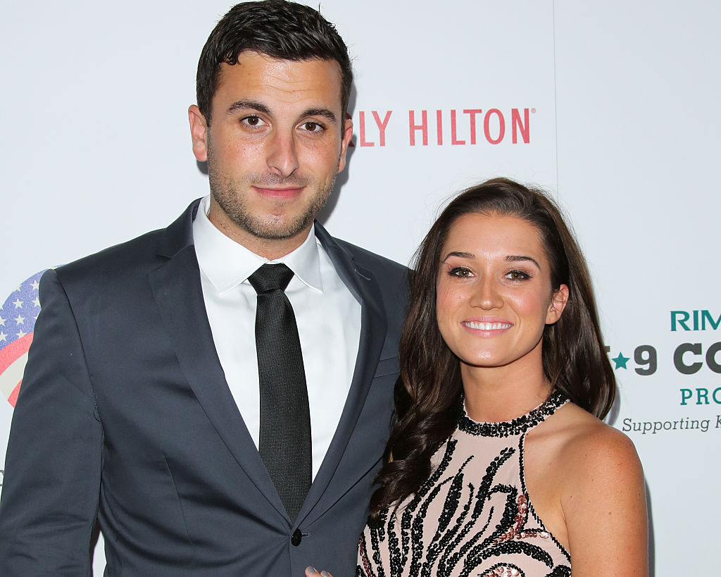 See How Bachelor Stars Jade Roper & Tanner Tolbert Revealed the Gender of Their Baby