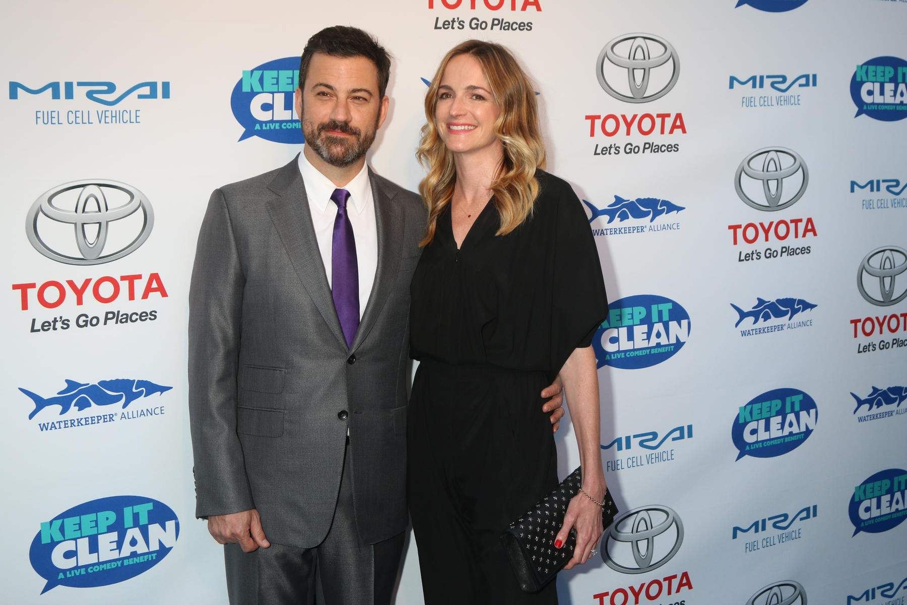 Jimmy Kimmel Opens Up About His Baby Boy's Heart Condition