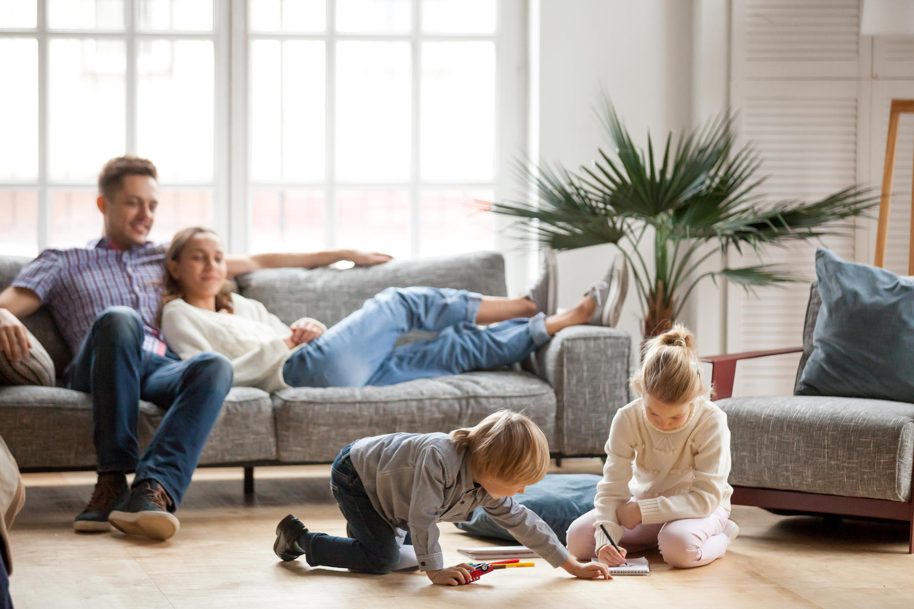 3 Easy Living Room Fixes to Keep Your Family Safe | Parents