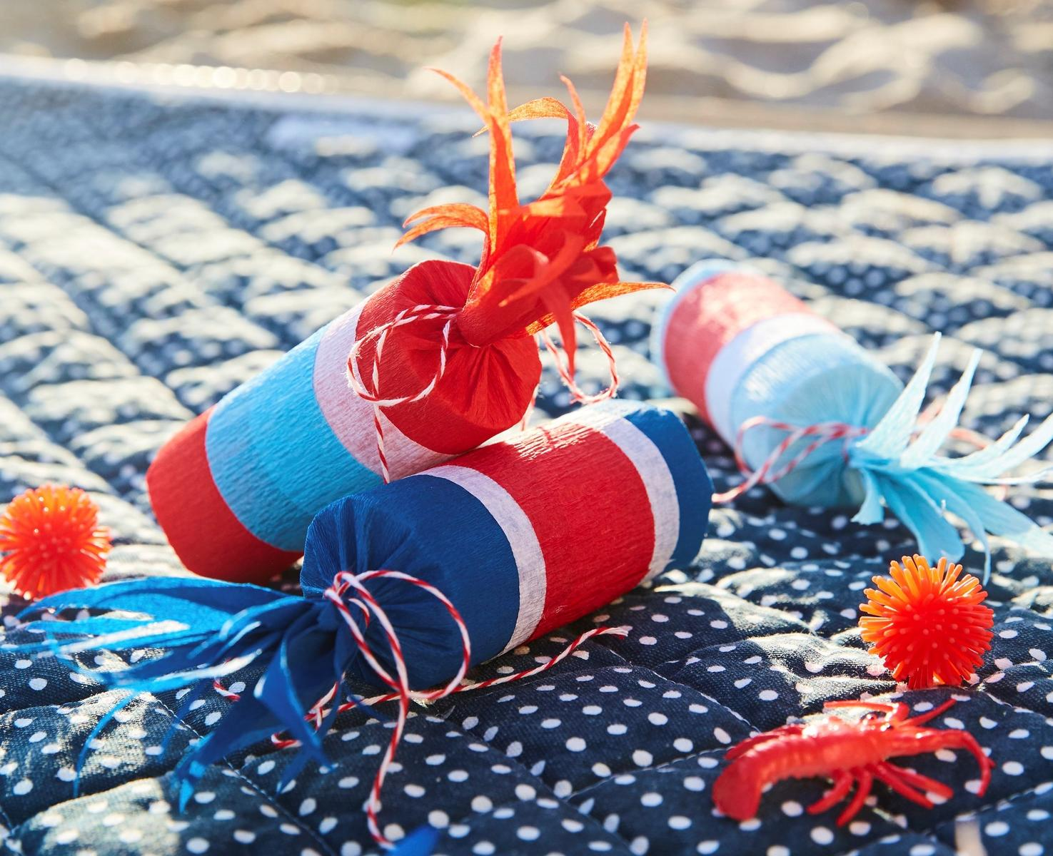Fourth of July Fireworks Favors