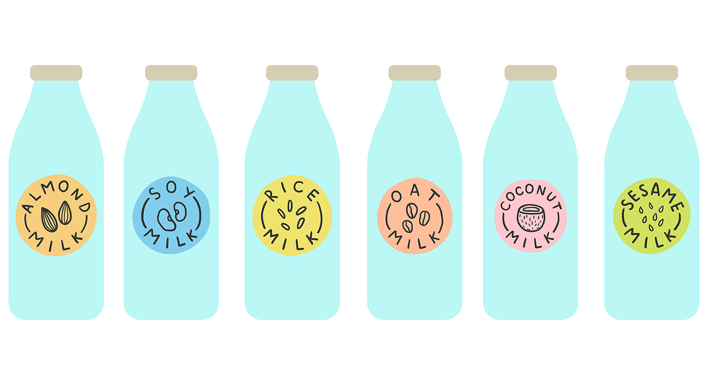 Could Alternative Milks Make Your Kid Shorter?