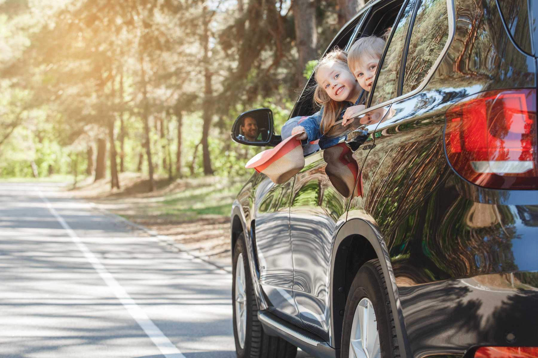 8 New-Car Features Your Kids (and You!) Will Love