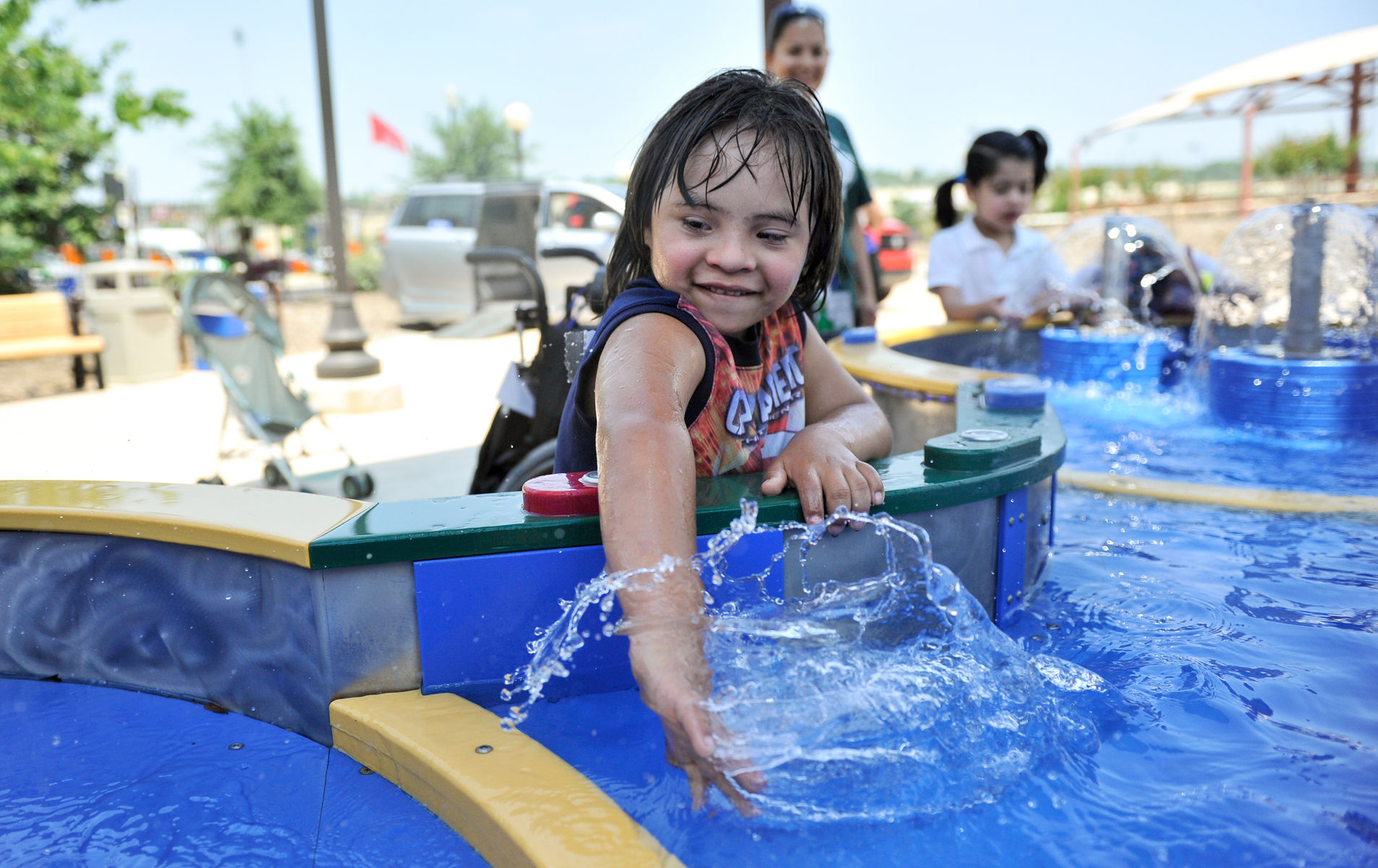 Texas to Open First Water Park Fully Accessible for Kids With Special Needs