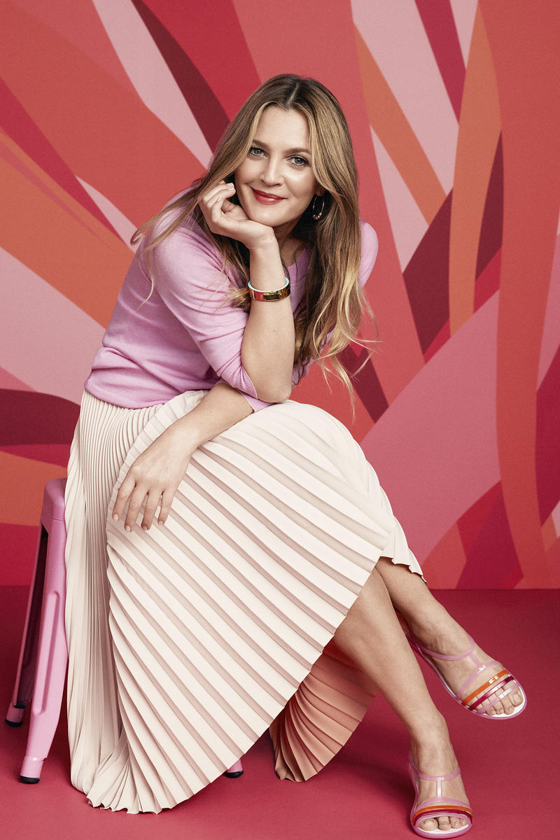 Drew Barrymore Dishes on Embracing Individuality and Her Real Thoughts on 'Me' Time