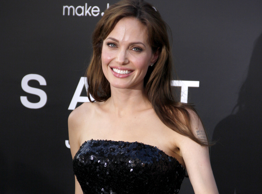 Angelina Jolie Doesn't Cry in Front of Her Kids. I Think That's a Big Mistake.