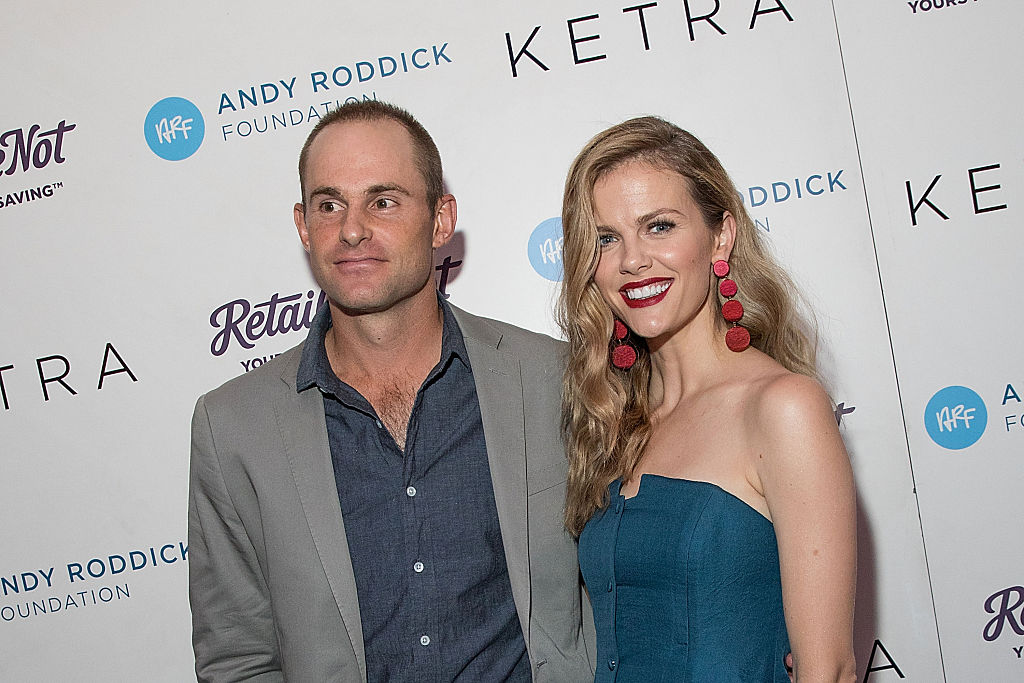 Brooklyn Decker & Andy Roddick Are Expecting Baby #2