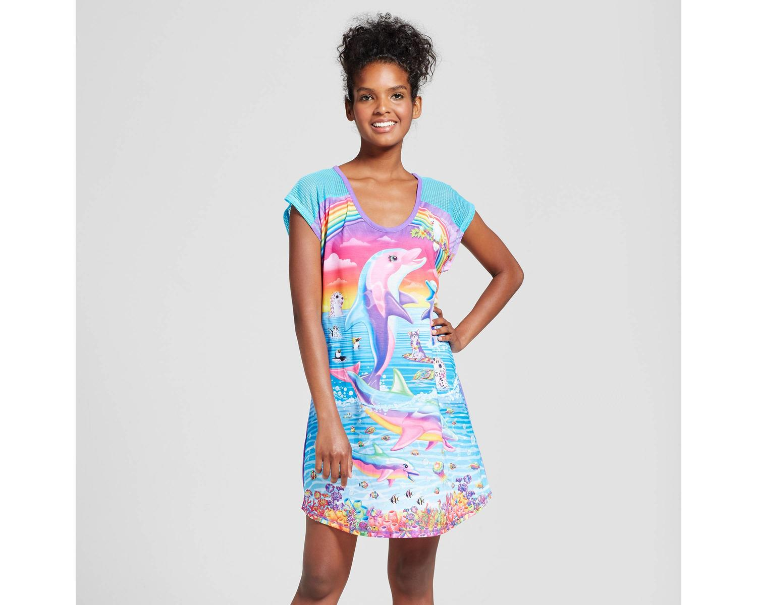 These Target Lisa Frank PJs Will Make Your Kids Totally Jealous