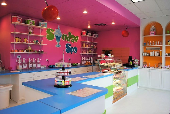 Sundae Spa in Waterbury and Milford Connecticut