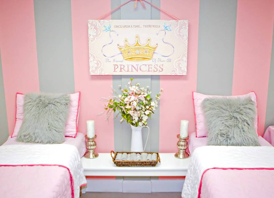 The Sassy Princess Spa in New York DC and Orlando