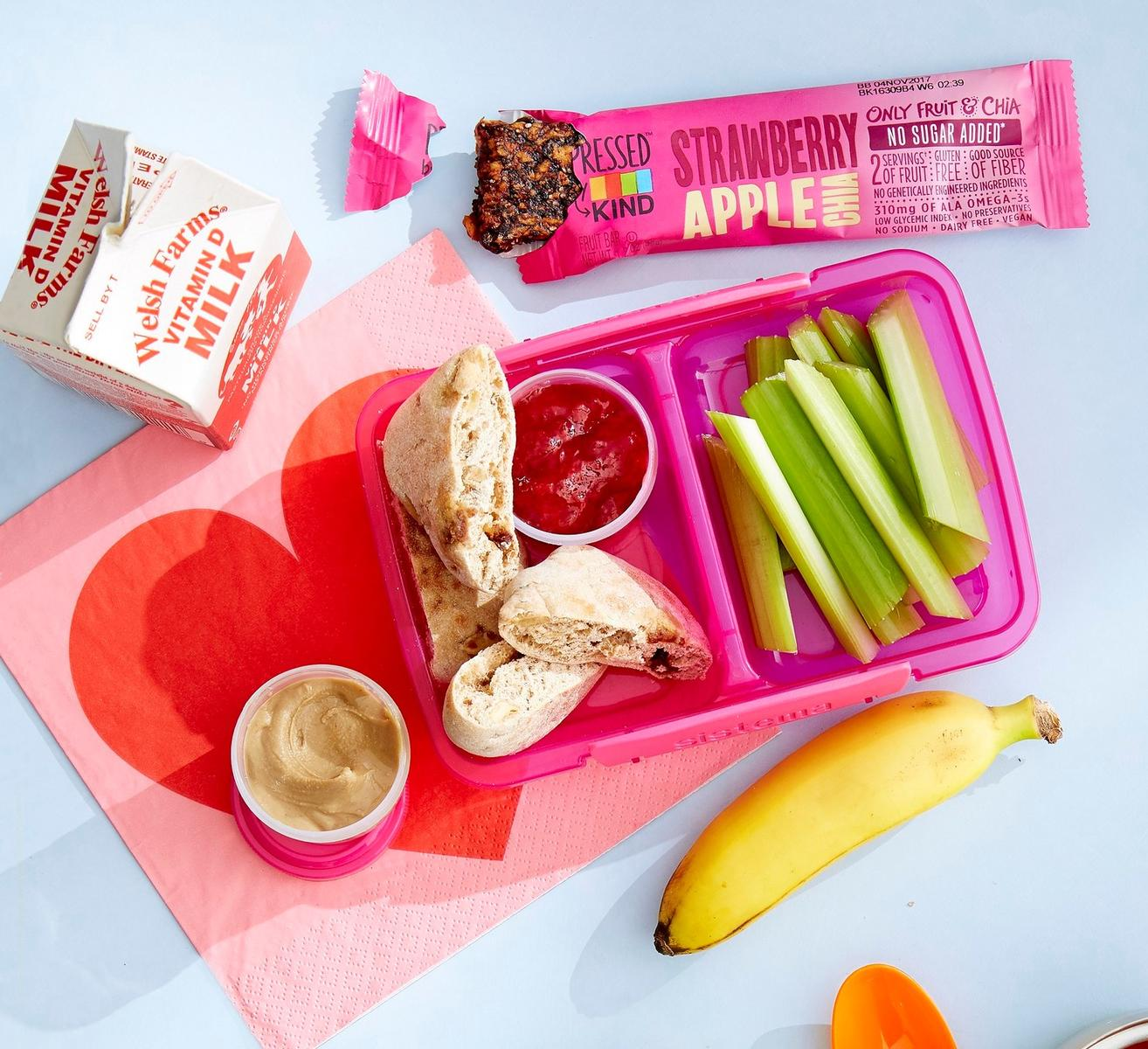 25 Healthy Packaged Foods for School Lunches