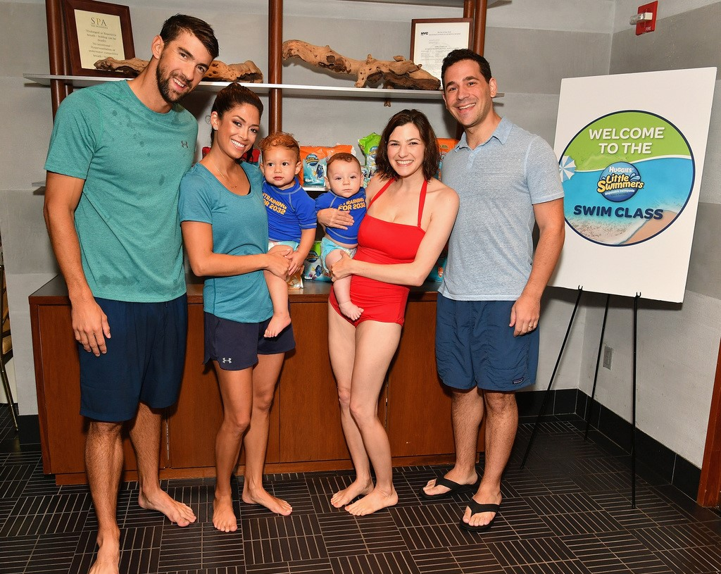 5 Things I Learned From Taking a Baby Swim Class With Michael Phelps