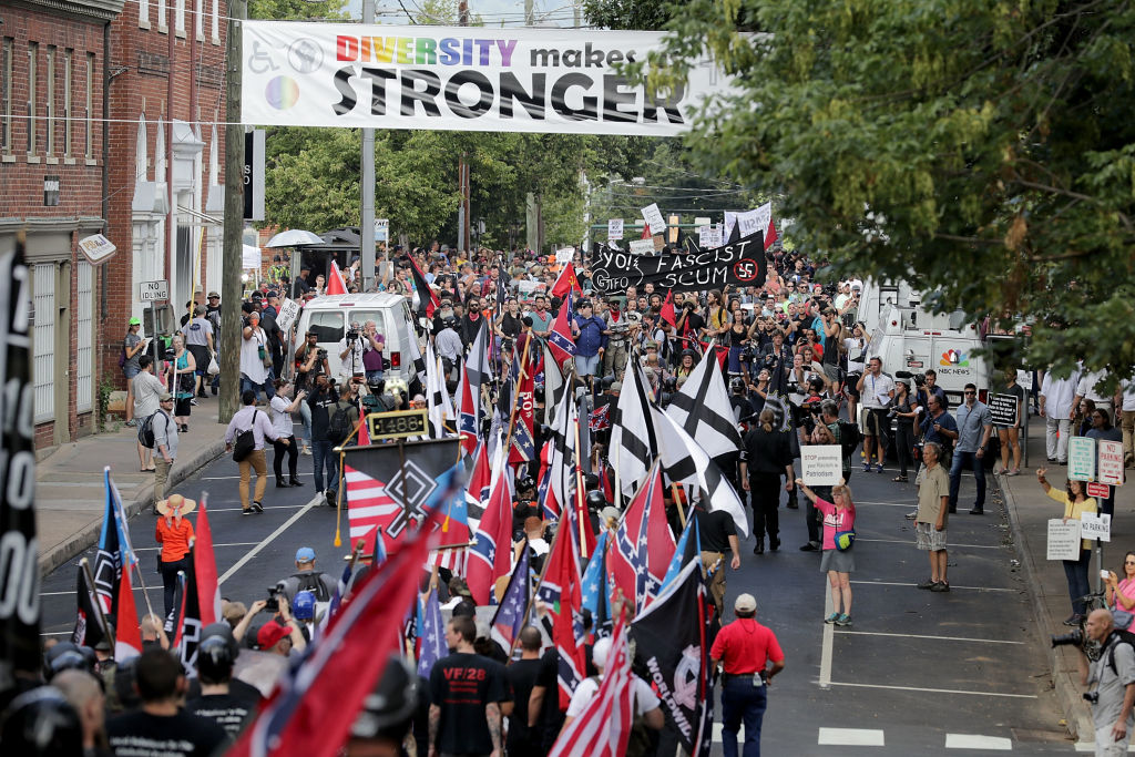 The White Supremacist Rally in Charlottesville Is a Wakeup Call for Parents