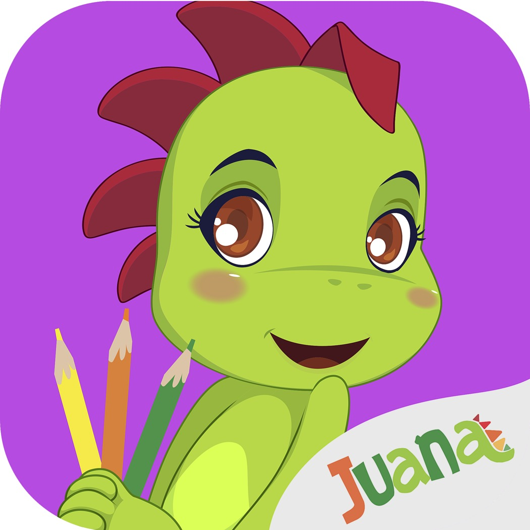 Juana la Iguana Goes to the Farm App