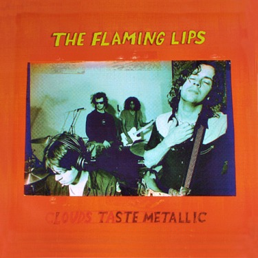The Flaming Lips Clouds Taste Metallic Album