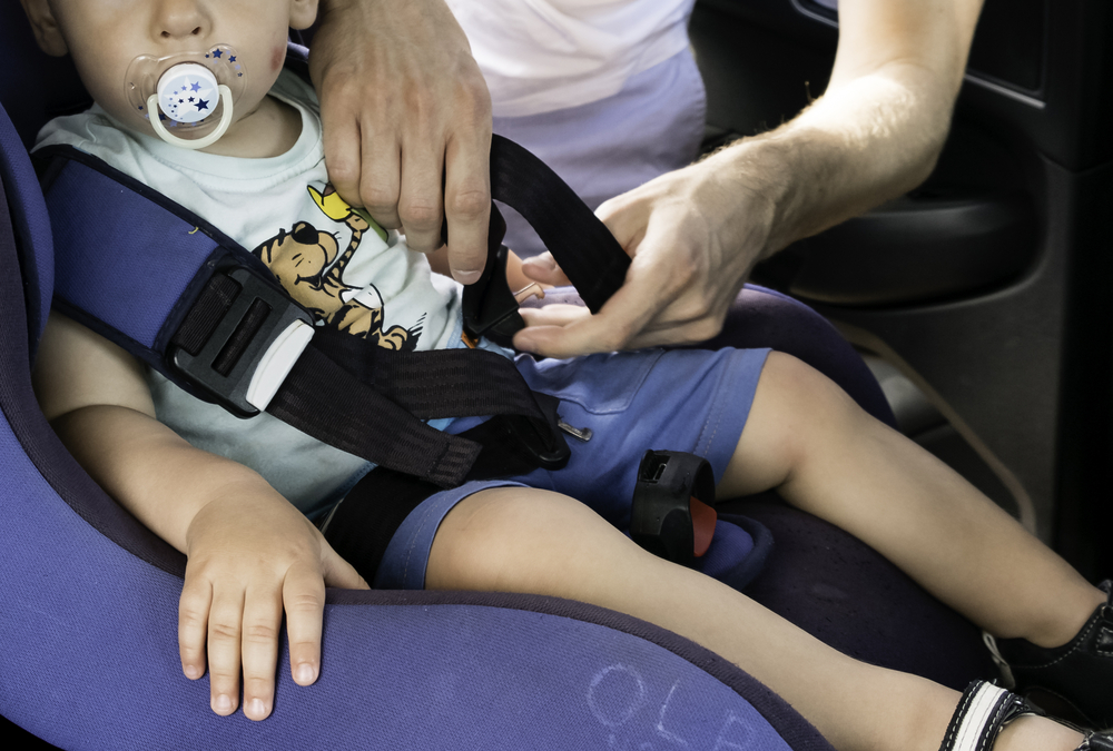 Car Seat Safety Story
