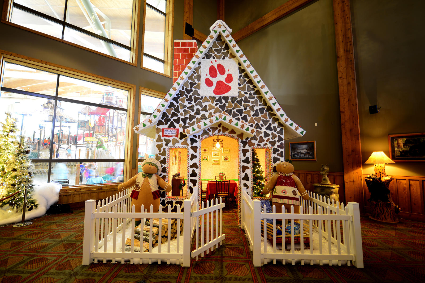 Magical Holiday Places Great Wolf Lodge